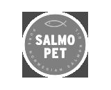 Salmo Pet logotyp.