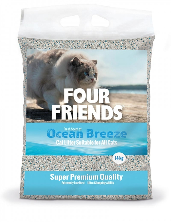 Kattsand Four Friends Ocean Breeze
