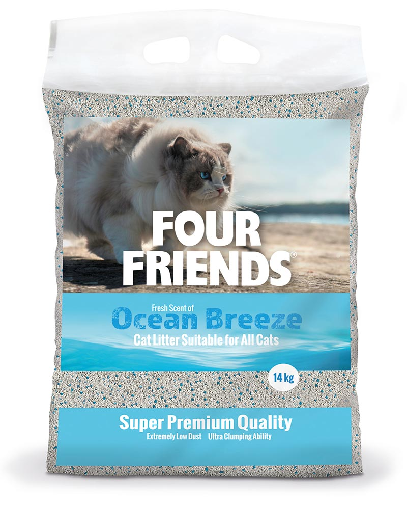 Kattsand Four Friends Ocean Breeze