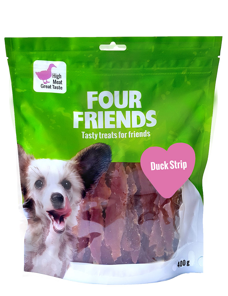 four friends godis anka 400g