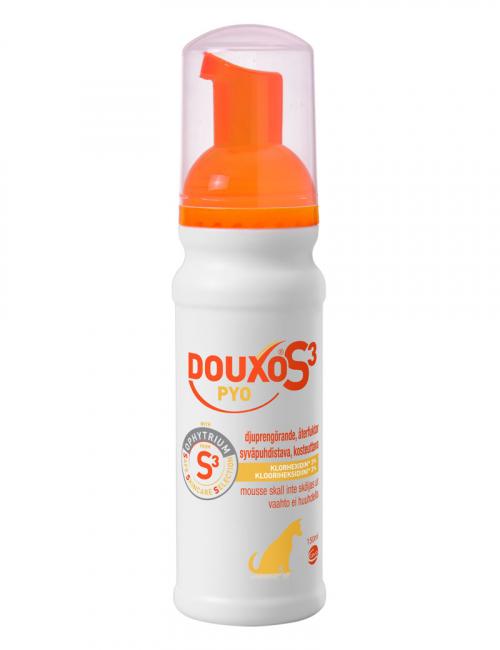 Douxo S3 Pyo Mousse för hund