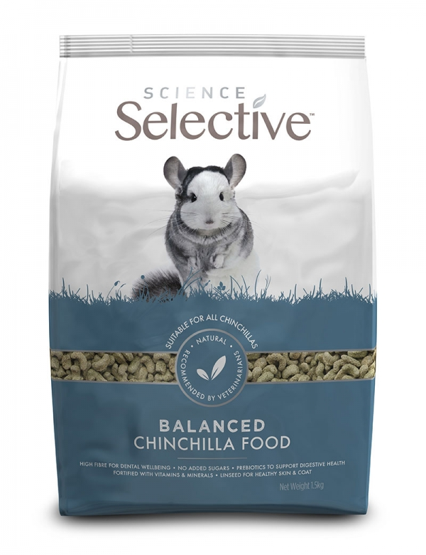Supreme Selective Chinchilla 1,5 kg