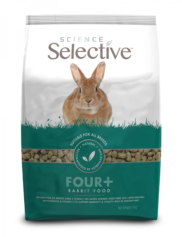 Supreme Selective Mature Rabbit 4+