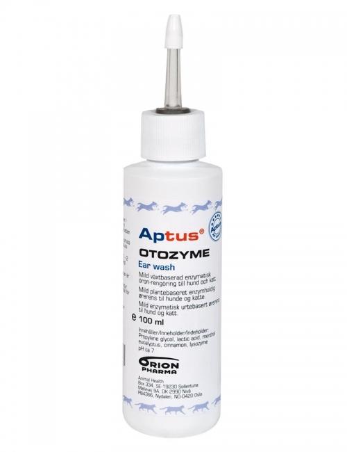 aptus otozyme wash ear öronrengöring