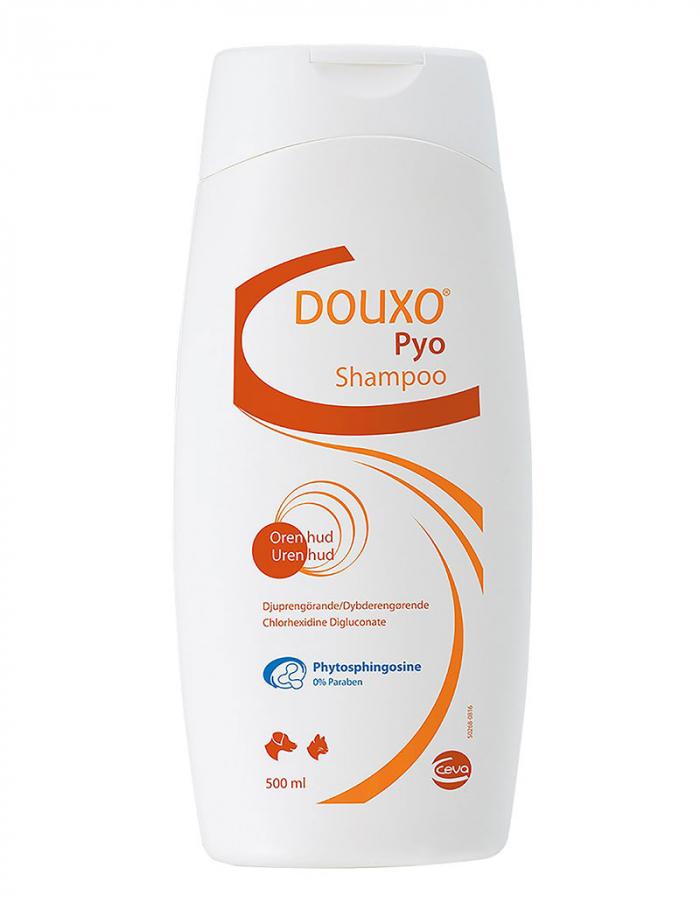 douxo pyo shampoo 500