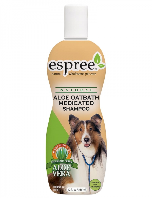 espree aloe oatbath shampoo