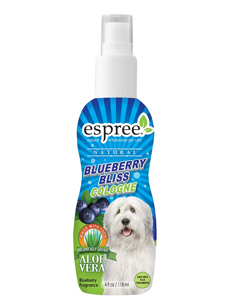 espree blueberry cologne spray