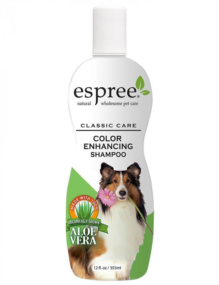 espree color enhancing shampoo hund