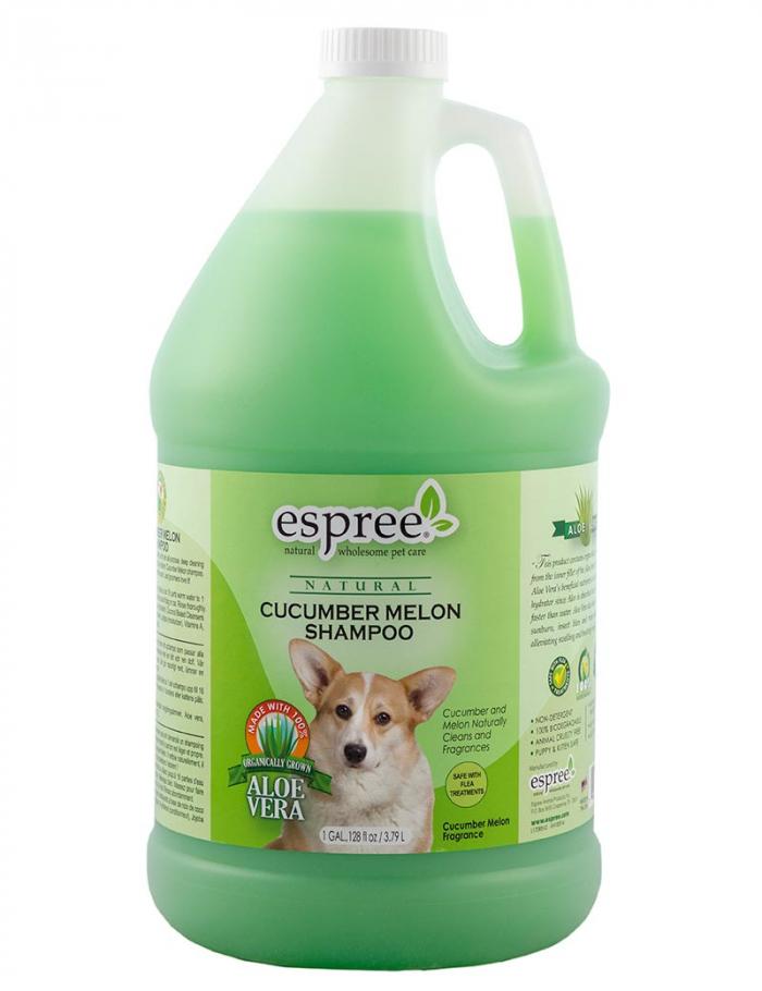 espree cucumber melon shampoo hund