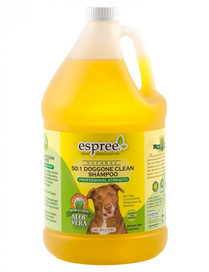 espree doggone clean shampoo hund 3,8