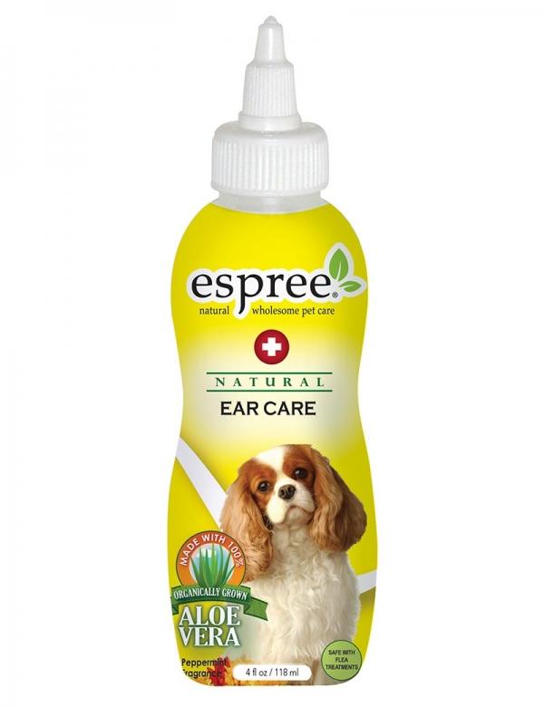 espree ear care hund
