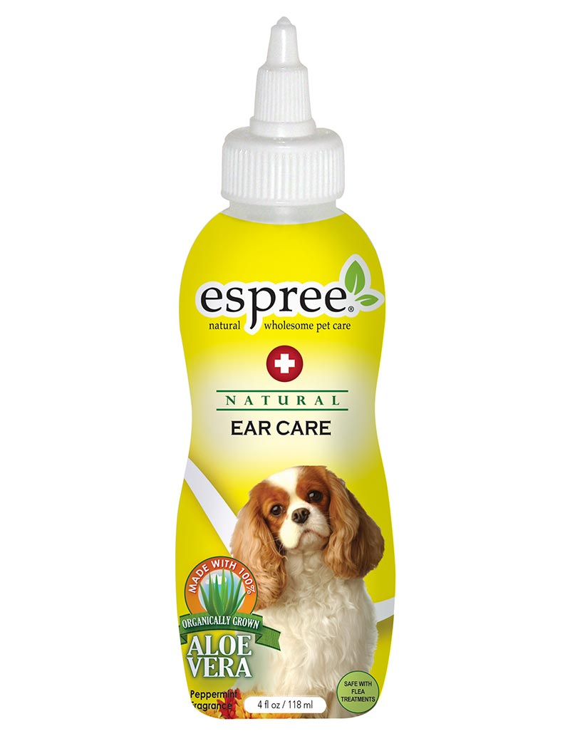 espree ear care hund