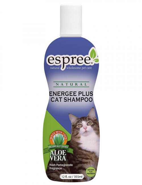 espree energee plus cat shampoo katt
