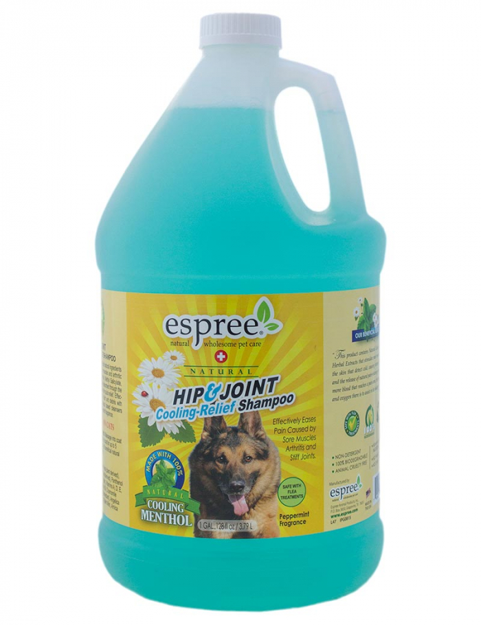 espree hip joint cooling relief shampoo 3,8