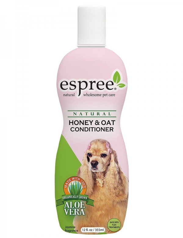 honey oat conditioner hund