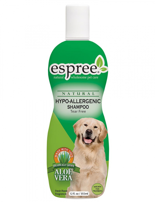 espree hypo allergenic shampoo hund