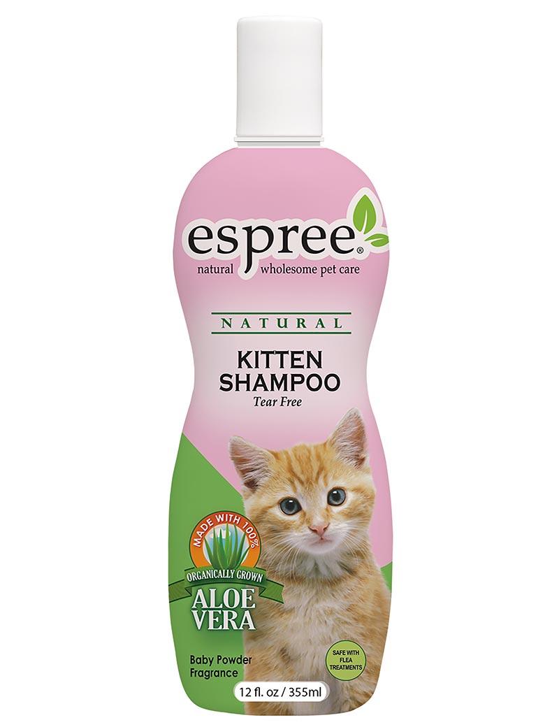 espree kitten shampoo katt