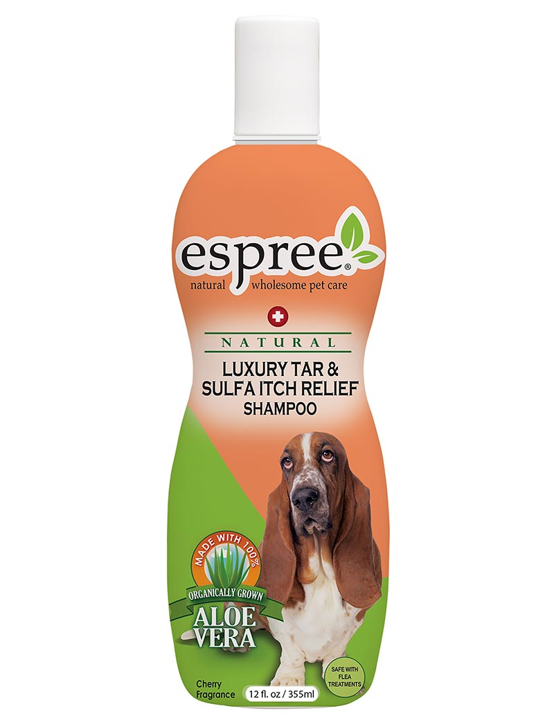 espree luxury tar sulfa shampoo