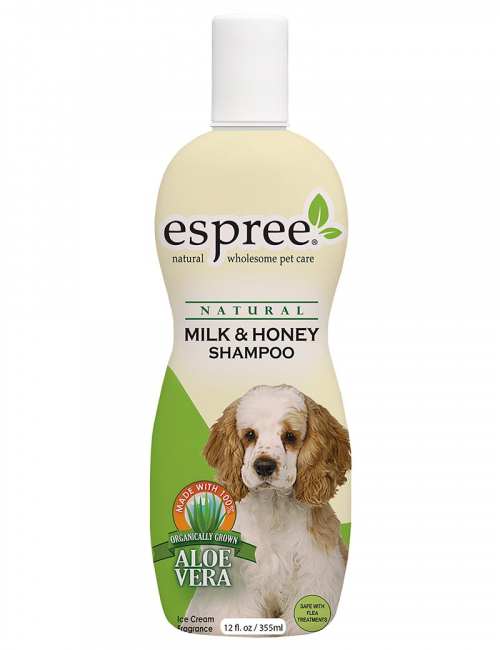 espree milk honey shampoo