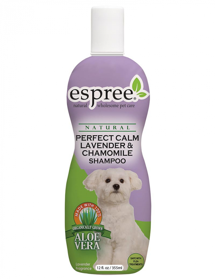 espree perfect calm shampoo lavender chamomile