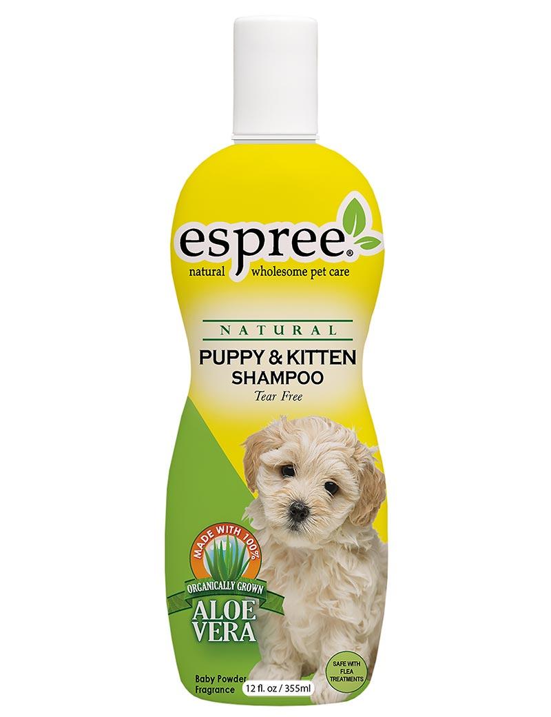 espree puppy kitten shampoo