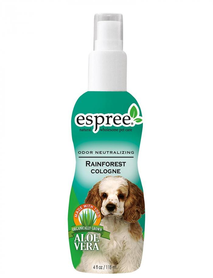 espree rainforest cologne spray