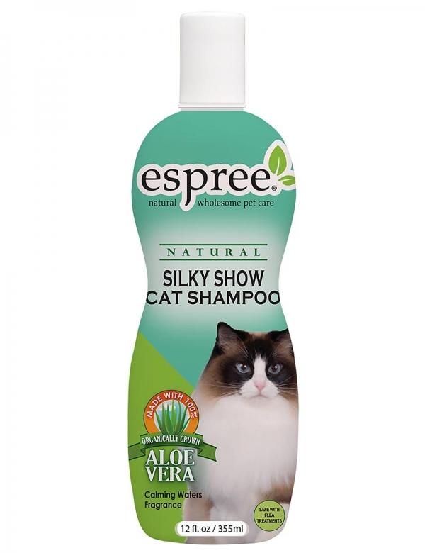 espree silky show cat shampoo katt