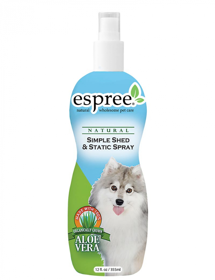 espree simple shed static spray