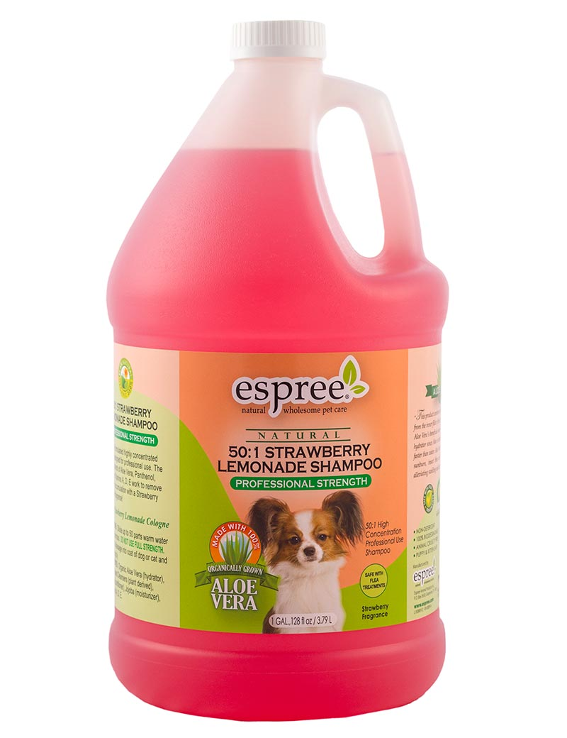 espree strawberry lemonade shampoo 3,8