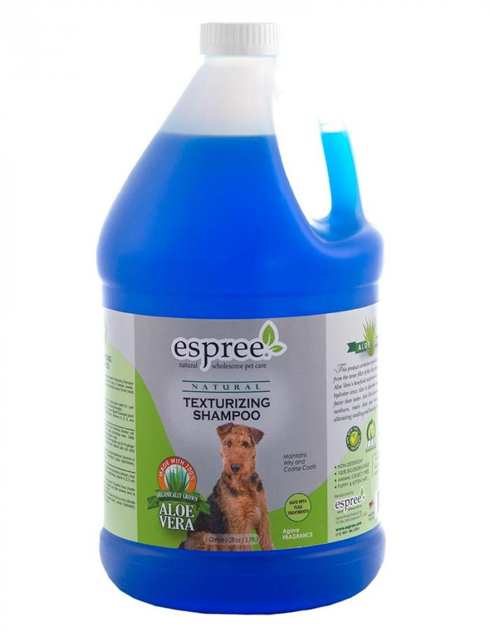 espree texturizing shampoo 3,8
