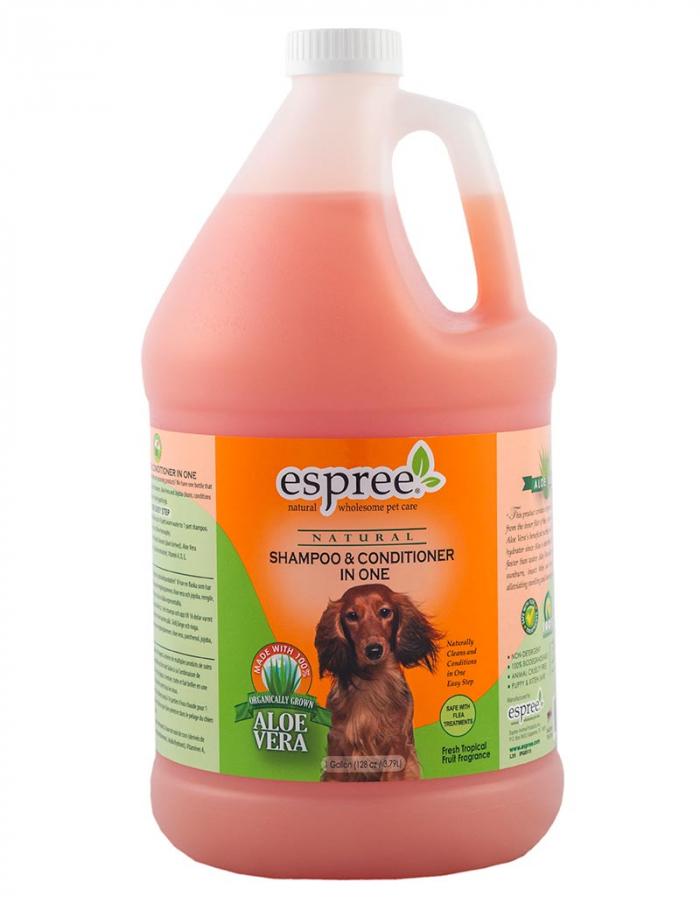 espree shampoo conditioner in one 3,8