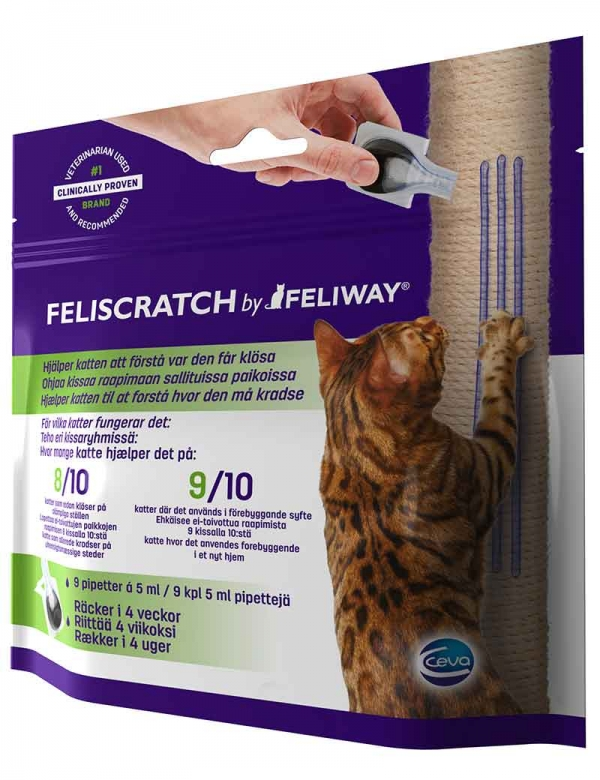 feliscratch by feliway katt feromoner