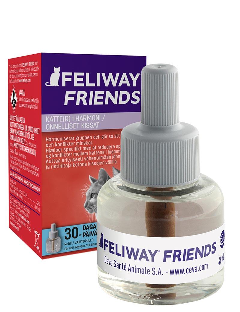 feliway friends refill katt feromoner