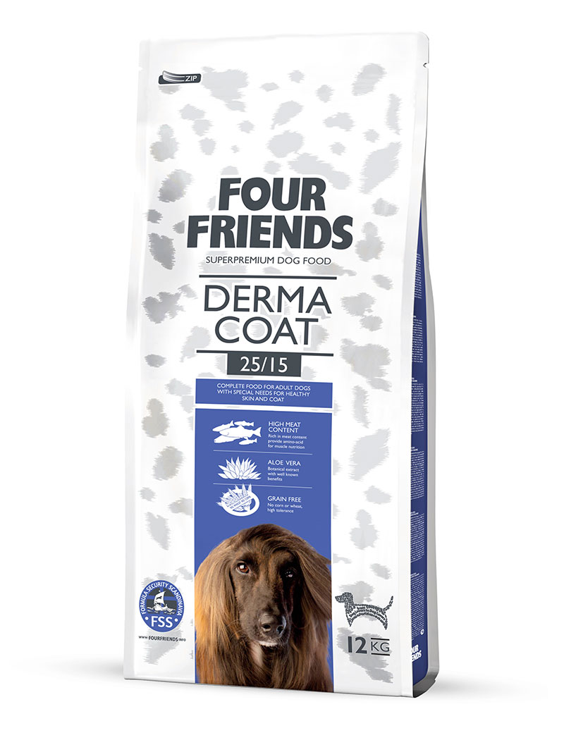 four friends derma coat 12 kg