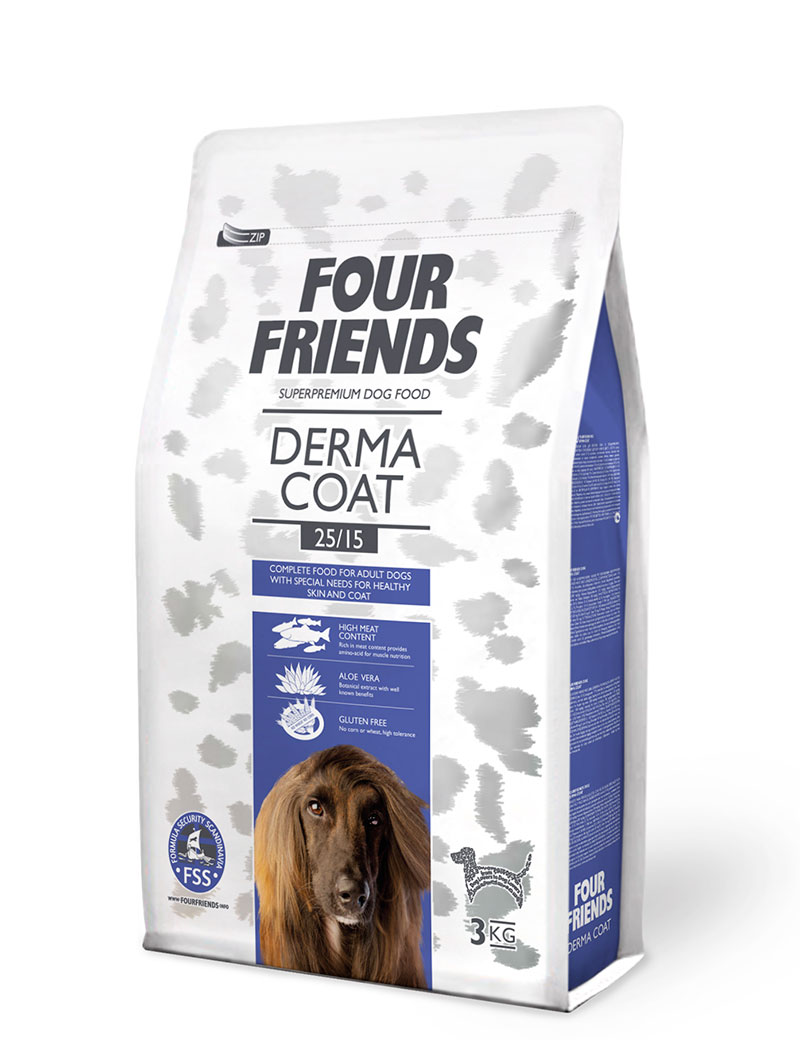 four friends derma coat 3 kg
