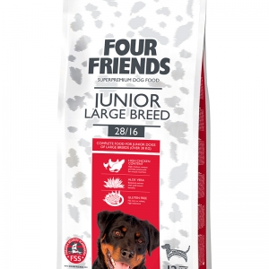 Four Friends hundmat Junior