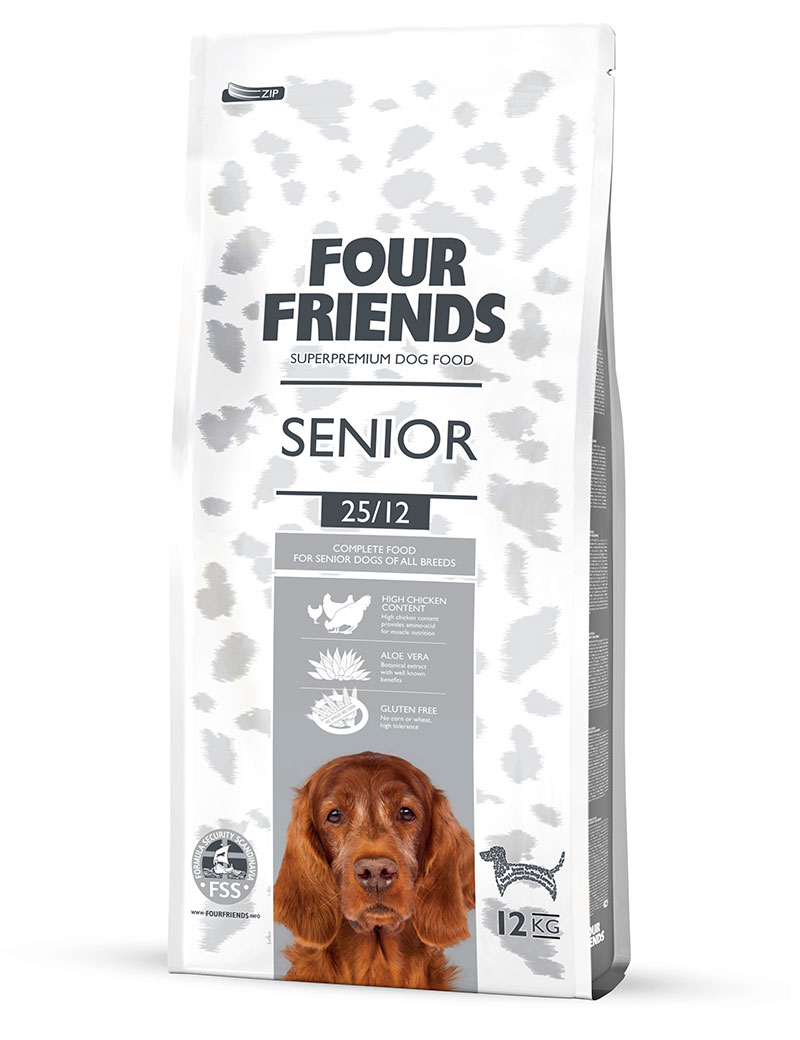 four friends hundmat senior 12 kg
