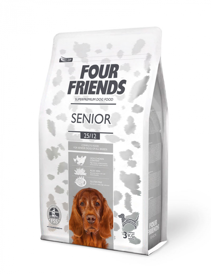 four friends hundmat senior 3 kg