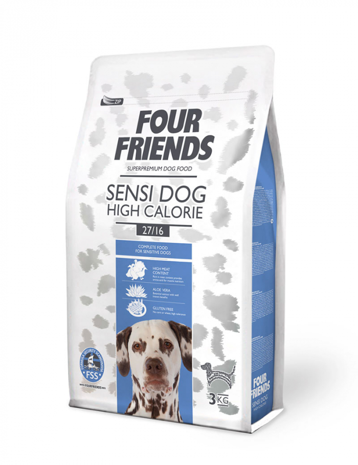 four friends hundmat sensi dog high 3 kg