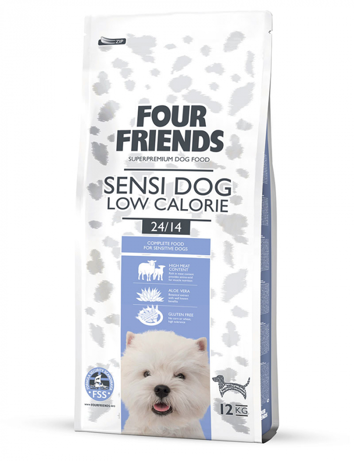 four friends sensi dog low 12 kg