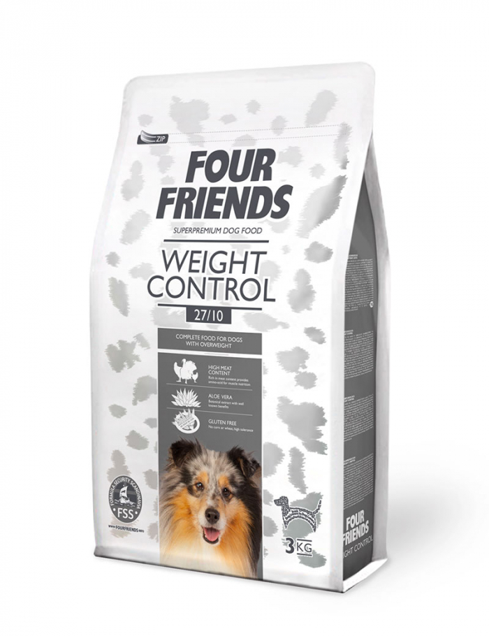 four friends weight control 3 kg