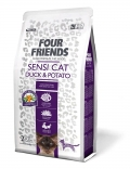four friends kattmat sensi cat 2 kg