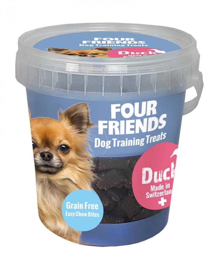 four friends naturgodis duck