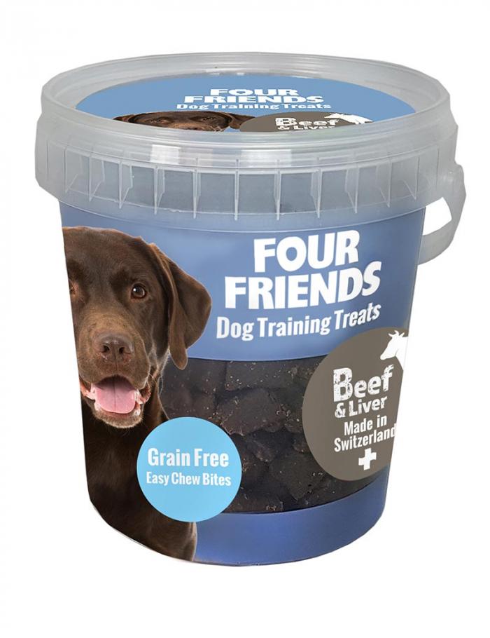 four friends naturgodis beef