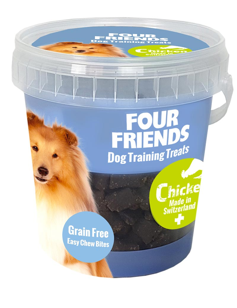 four friends naturgodis chicken