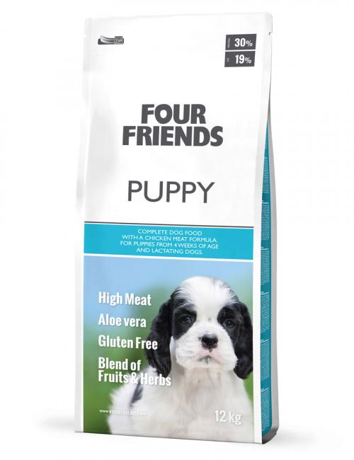 FourFriends hundmat Puppy 12 kg