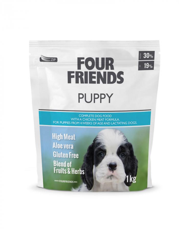 FourFriends hundmat Puppy 1 kg
