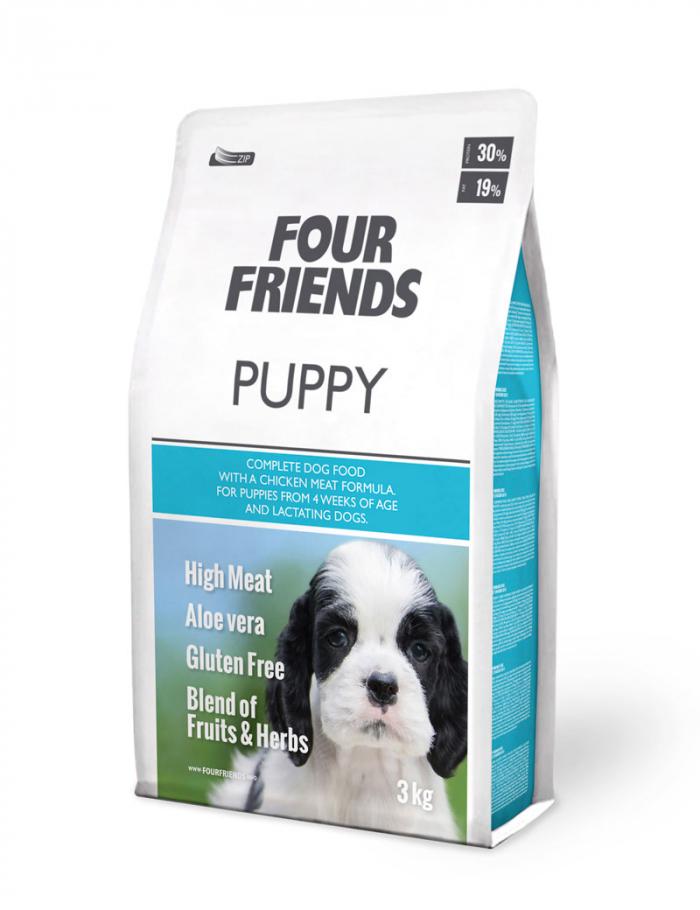 FourFriends hundmat Puppy 3 kg