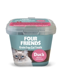 four friends kattgodis duck 100g