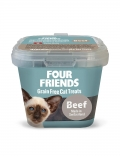 four friends kattgodis beef 100g